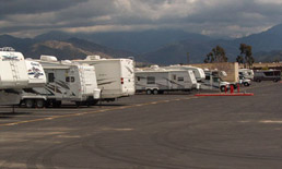 About Storage Facilities Redlands CA Travel Trailer Storage - Gallery