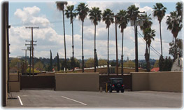 Storage Redlands CA - Secured Facility - Secure Entrance and Exit