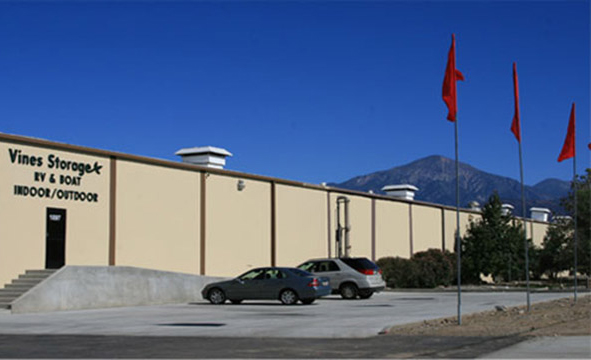 Storage Redlands CA RV Parking Self Storage