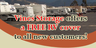 Redlands Storage - Special Offer